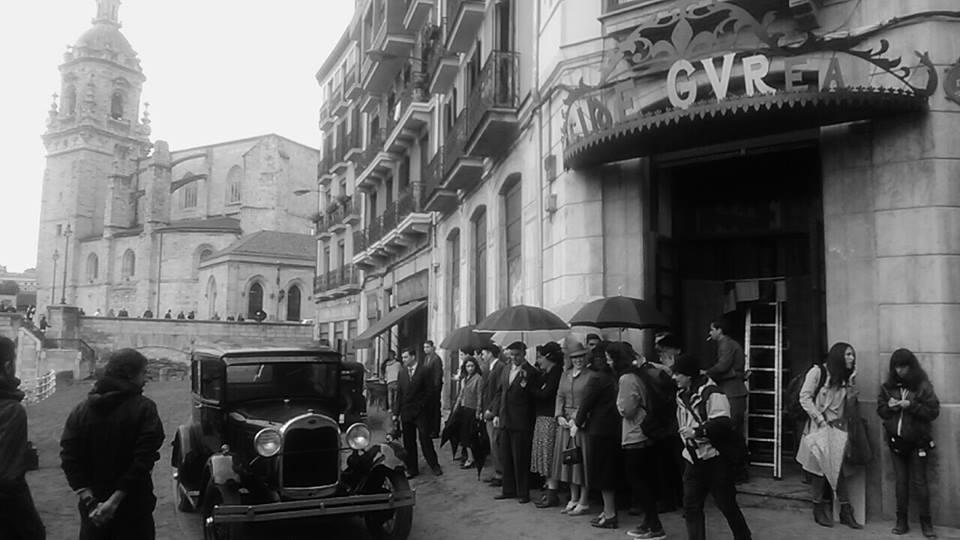 Agur Hika Ateneo Bilbao Pelicula Gernika