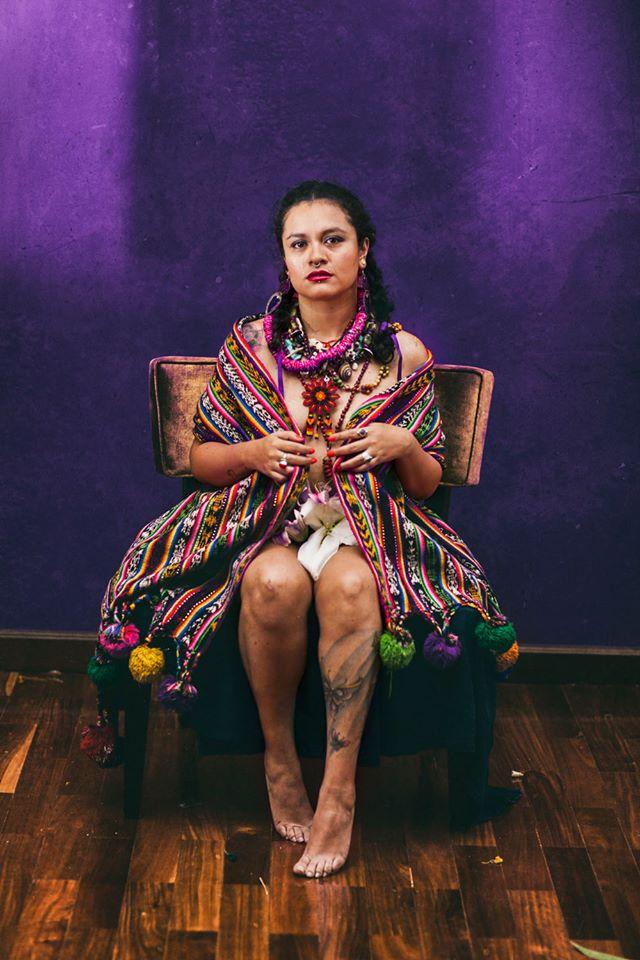 Rebeca Lane Rap Feminista Guatemala