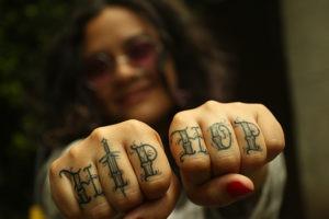 Rebeca Lane hip hop Guatemala Sare Lesbianista