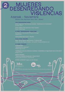 mujeres desenredando violencias hikaateneo Bilbao