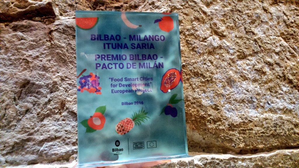 Milango Ituna Pacto Milan hikaateneo Bilbao
