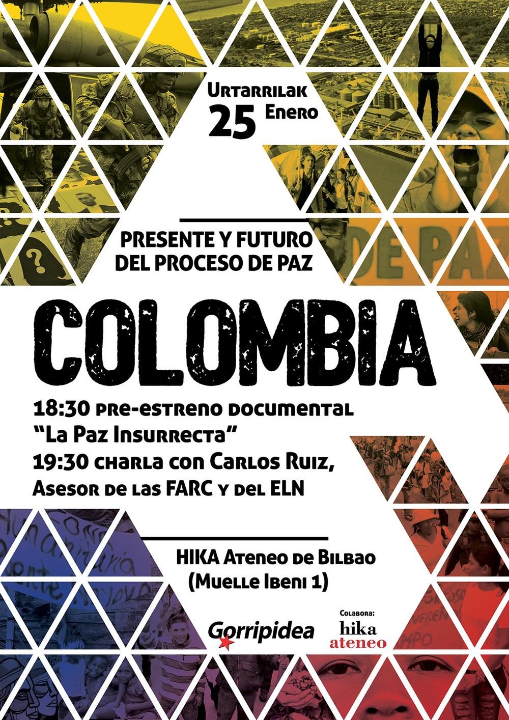 Colombia hika bilbo