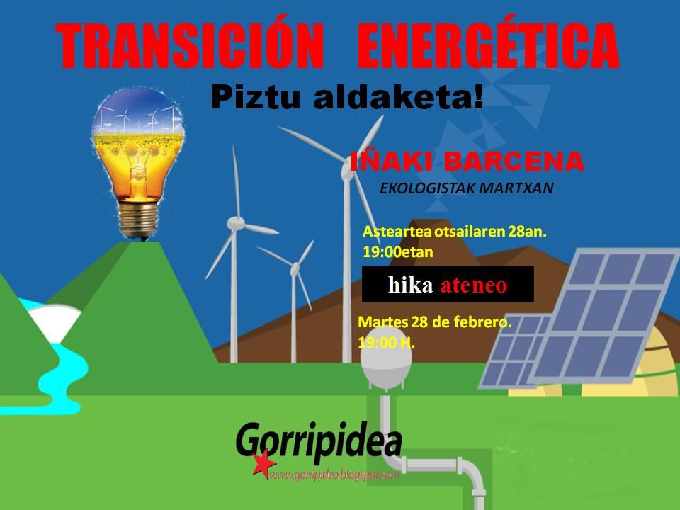 transicion energetica hika bilbo