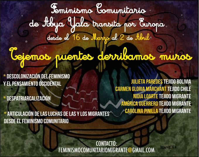 Feminismo Comunitario Abya Yala