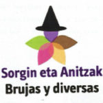 LOGO BRUJAS y diversas Sorgin eta Anitzak
