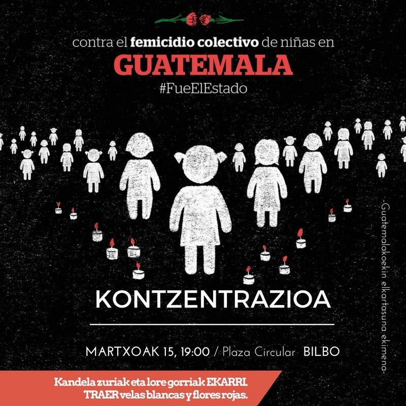 NIÑAS Guatemala BILBO