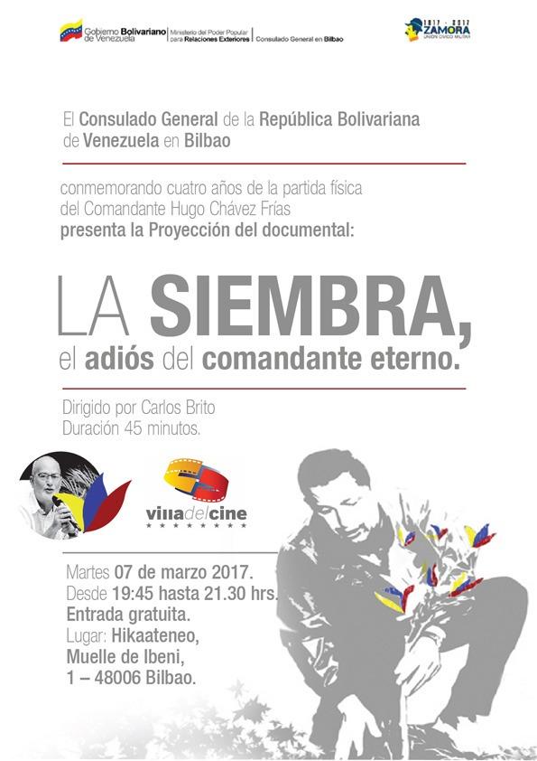 Venezuela Documental La Siembra