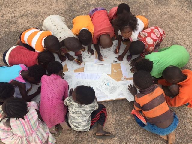 Angola medicos coopera