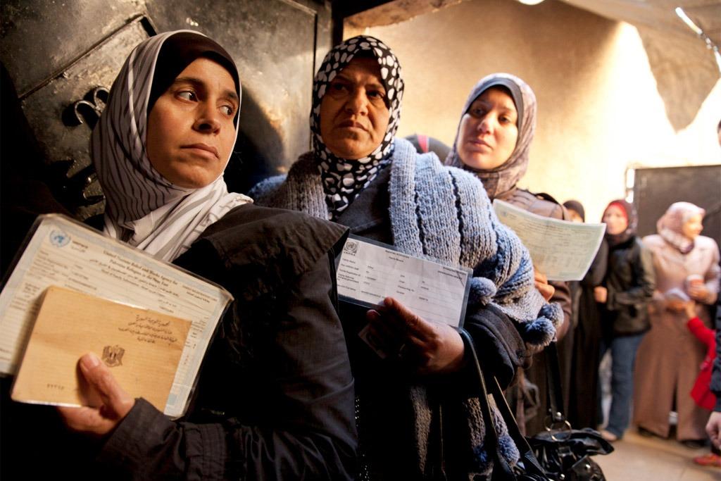 unrwa palestina