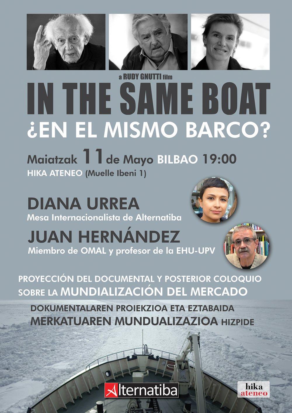 In The same Boat Bilbao