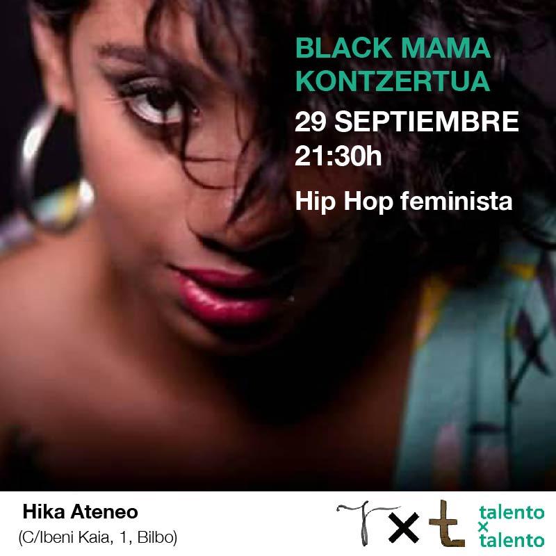 BLACK MAMA Bilbo Bilbao
