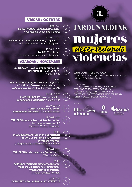 3. Mujeres Desenredando Violencias 2017