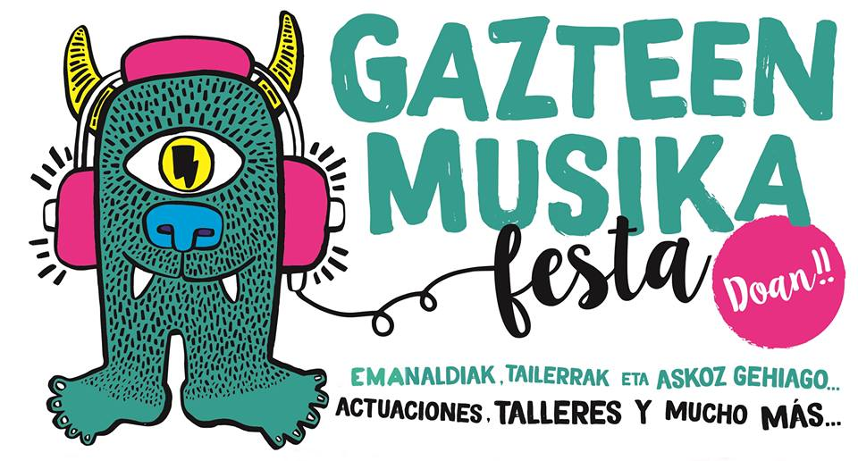 Gazteen Musika Festa