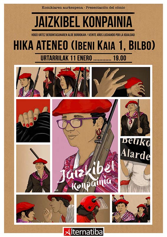 comic Jaizkibel Komikia