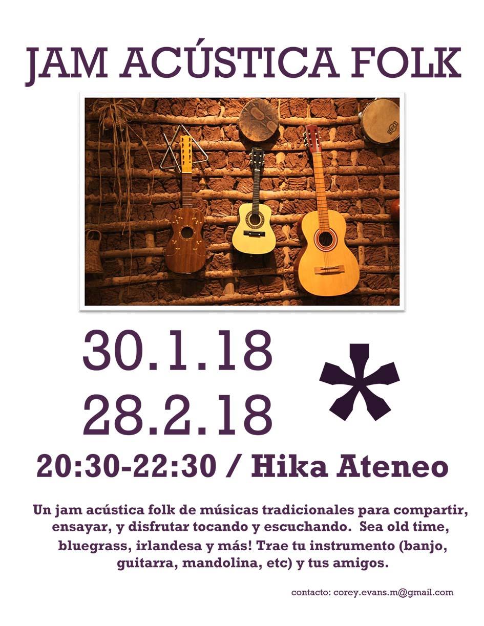 Folk Jam Hikaatneo Bilbao