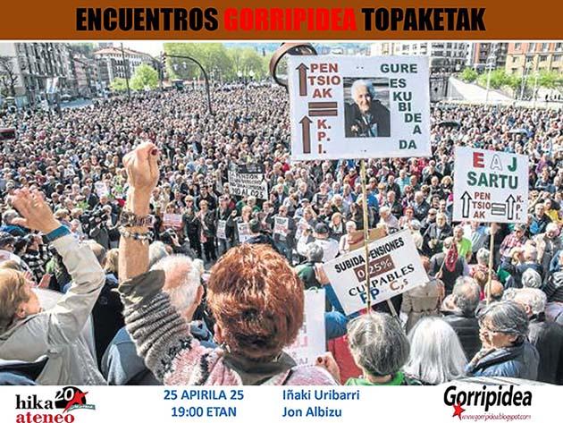 Charla pensiones Gorripidea