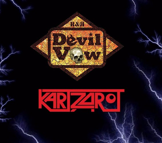 Metal Devil Vow Kartzarot