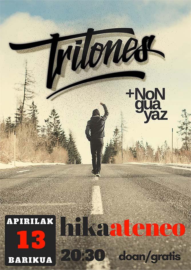 Tritones + NoNguayaz hika Bilbo