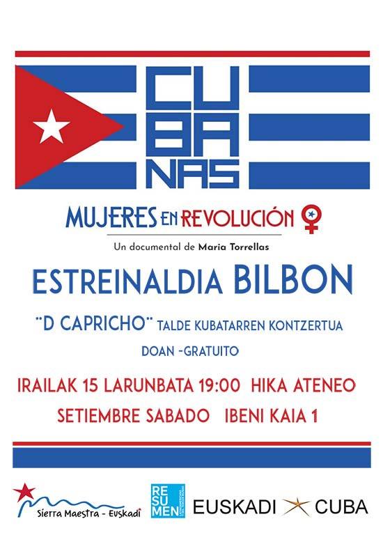 Mujeres en Revolución CUBA