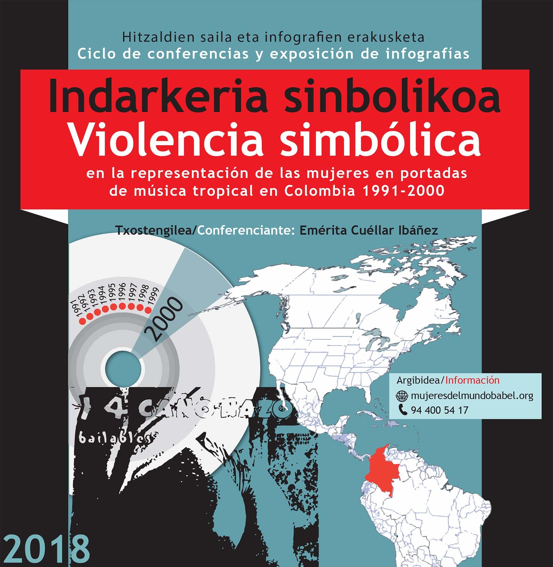 Violencia Simbólica Mujeres del mundo babel